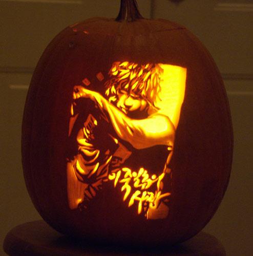 Noel S 2005 Pumpkins